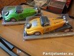 PARTIJ CLASSIC SPEED CAR IN 2 KLEUREN