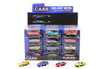 PARTIJ SUPER CARS 2,6 INCH IN DISPLAY