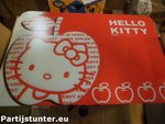 PARTIJ PLACEMAT HELLO KITTY
