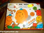 PARTIJ MR MEN KLEUR JE EIGEN SPAARPOT MR TICKLE
