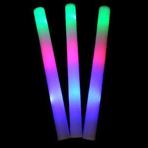 LED FOAM STICK MULTICOLOR