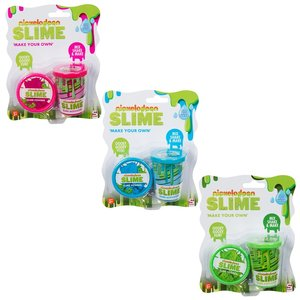 PARTIJ NICKELODEON MAKE YOUR OWN SLIME