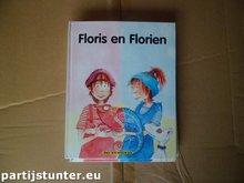 PARTIJ BOEK FLORIS EN FLORIEN