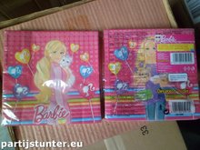 servetten barbie kopen