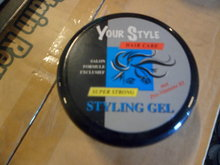PARTIJ YOUR STYLE STYLING GEL SUPER STRONG