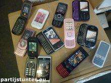 PARTIJ DUMMY TELEFOONS