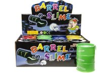 PARTIJ SLIME IN BARREL 120 GRAM