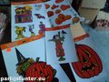 PARTIJ RAAMSTICKERS HALLOWEEN ASSORTIE
