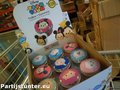 PARTIJ DISNEY TSUM TSUM GUMMEN IN DISPLAY